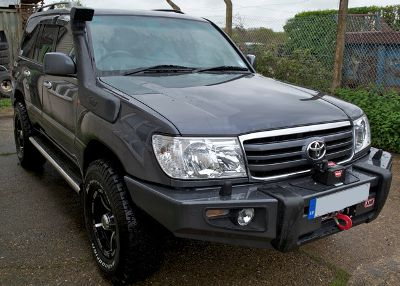 Custom 4x4 Hilux >> Surrey Off-Road Specialists Limited: Customers' 4x4's